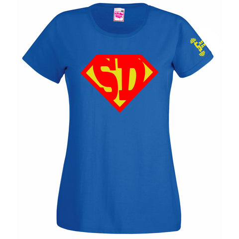 Super Woman - Sarah Davies T Shirt