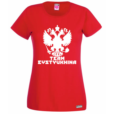 Team Evstyukhina T Shirt