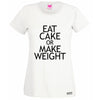 EAT CAKE or MAKE WEIGHT