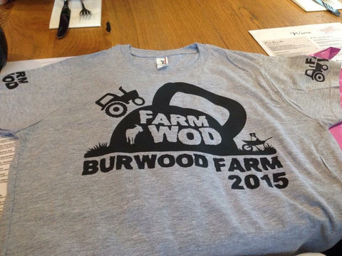 Farm Wod Official Tshirt!