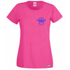CrossFit Locked Up Custom Colour T Shirt Style 2 Womens