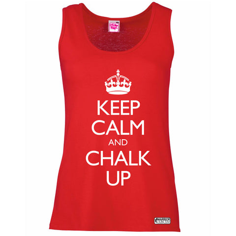 Keep Calm and Chalk Up, Vest