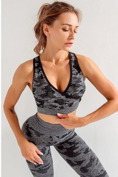 AFC CAMO SEAMLESS SET
