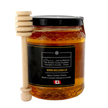 Load image into Gallery viewer, Local Ontario Clover Honey - Pure, Raw, Unpasteurized - 500g