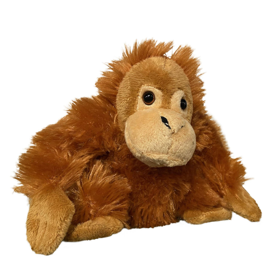 Wild Republic Orangutan Stuffed Animal - 8 inch