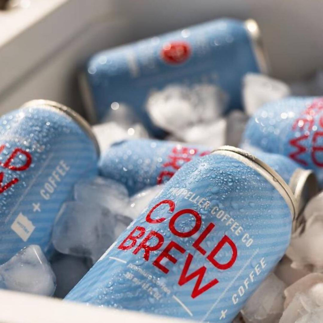 Cold Brew Coffee 12-Pack