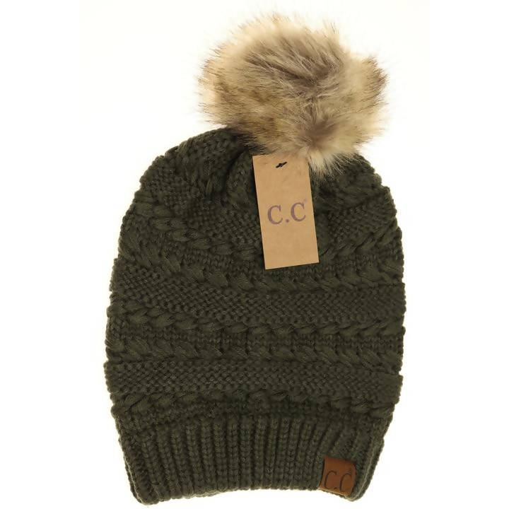 CC Whip Stitch Hat - various colours