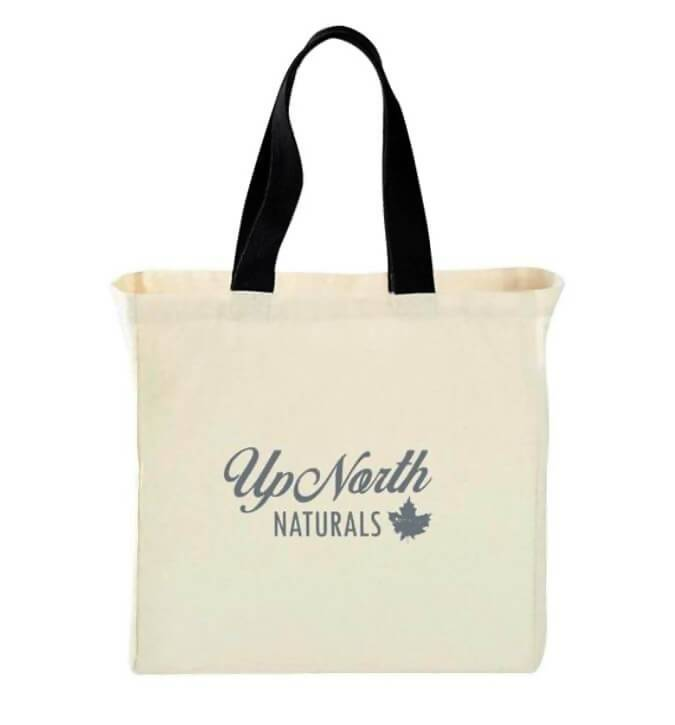 Up North Naturals Tote Bag