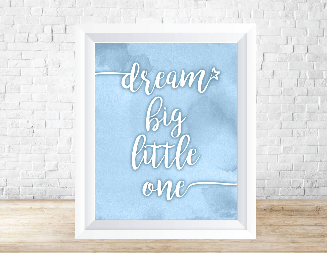 Printable Nursery Home Decor/Wall Art -