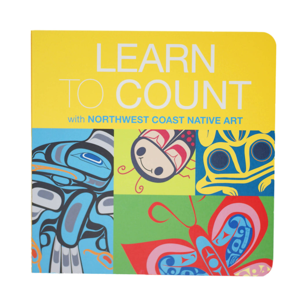 Learn to Count Board Book