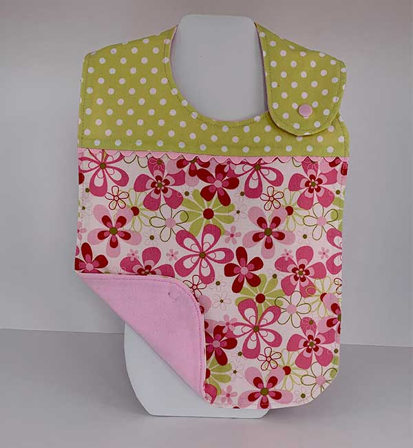 Toddler Bib - Happiness