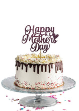 Load image into Gallery viewer, Mother's Day Cake Topper