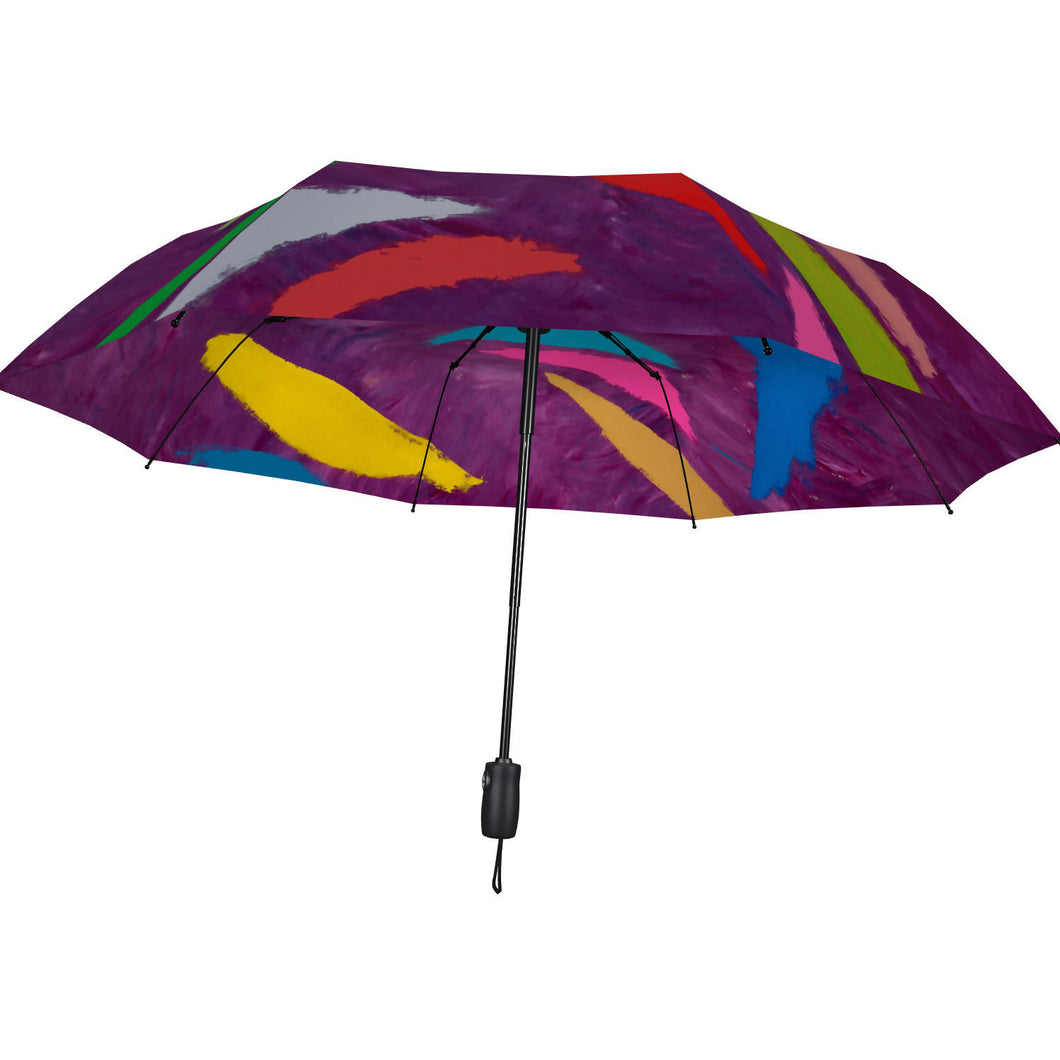 Jack Bush Art Umbrellas - Various Designs