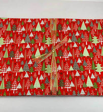 Load image into Gallery viewer, Placemats - Christmas Trees