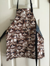 Load image into Gallery viewer, Grumpy Cat - Child Aprons