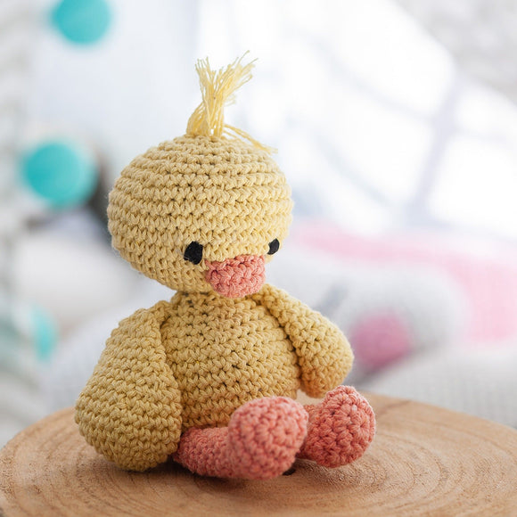DIY Crochet kit - Danny Duckling