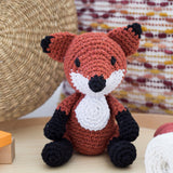 DIY Crochet kit - Fergie Fox