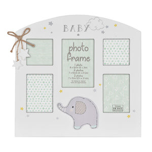 5 opening baby picture frame - Swallow's Nest Crafts