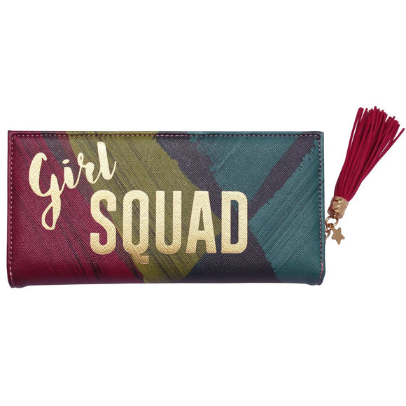 Ta Daa Girl Squad Wallet - Swallow's Nest Crafts