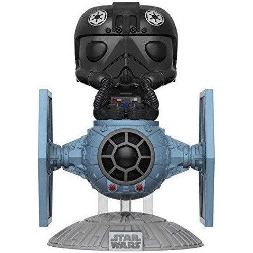 Funko POP Deluxe Figür - Star Wars Tie Fighter w. Pilot