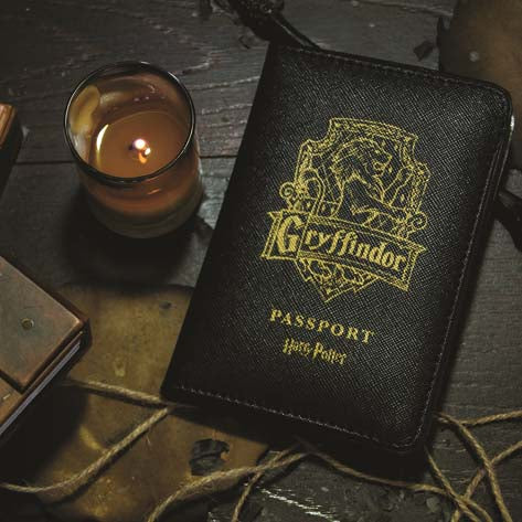 Harry Potter & Wizarding World Pasaport Kılıfı - Gryffindor