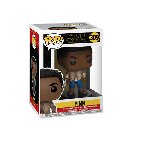 Funko POP Figür - Star Wars Rise of Skywalker, Finn