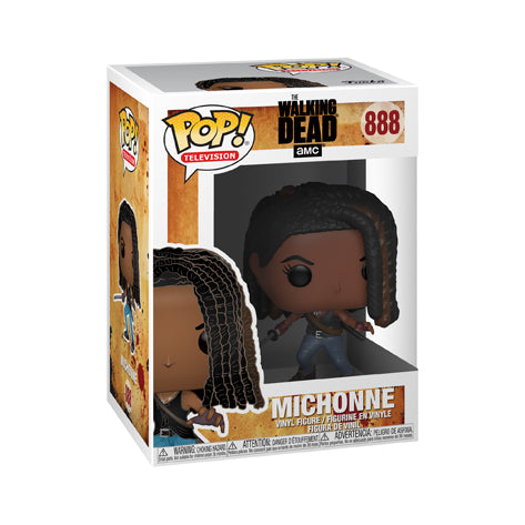 Funko POP Figür - The Walking Dead, Michonne