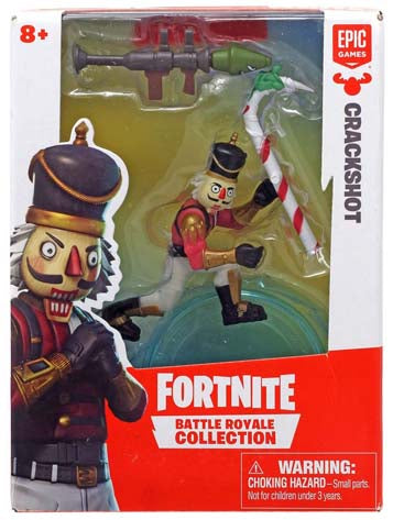 Fortnite Mini Figür - Crackshot