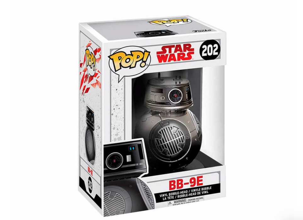 Funko POP Figür - Star Wars The last Jedi, BB-9 Limited Edition