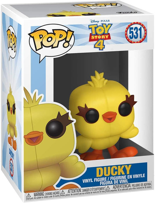 Funko POP Figür - Disney Toy Story 4, Ducky
