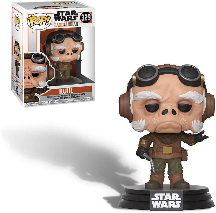 Funko POP Figür - Star Wars The Mandalorian, Kuiil