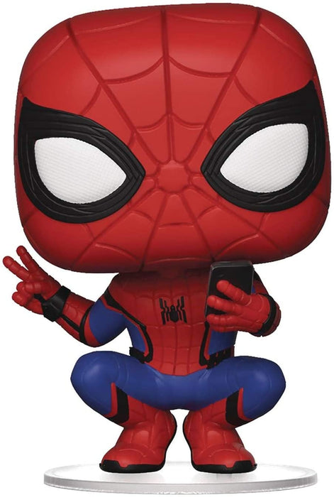 Funko POP Figür - Marvel Spider-Man Far From Home, Hero Suit