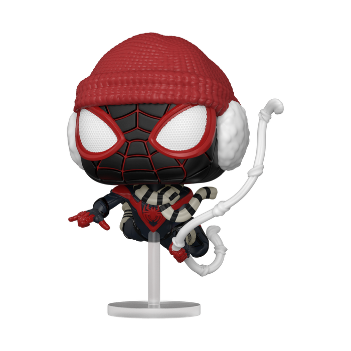 Funko POP Figür - Miles Morales, Winter Suit