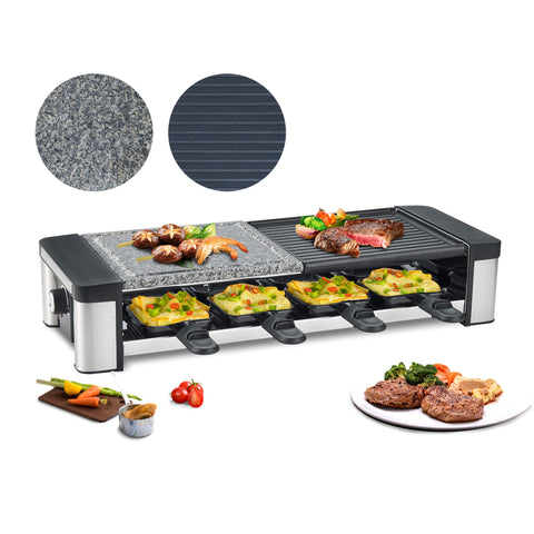Best raclette party grill machine