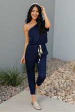 Load image into Gallery viewer, Posh Jumpsuit - Navy