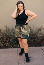 Load image into Gallery viewer, Blaire Lounge Shorts Camo