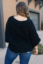 Load image into Gallery viewer, Detailed Sweater Black
