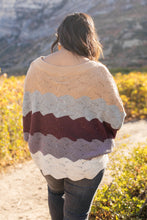 Load image into Gallery viewer, Curve Detailed Sweater Burgundy