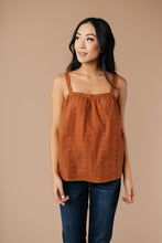 Load image into Gallery viewer, The Sweetest Cinnamon Camisole