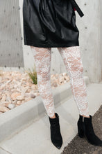 Load image into Gallery viewer, Karma Leggings White