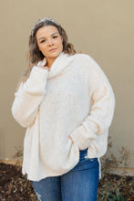 Load image into Gallery viewer, Tamed Sweater Ivory