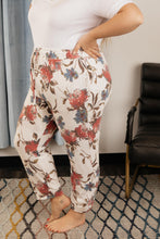 Load image into Gallery viewer, Floral Bottoms Ivory