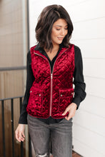Load image into Gallery viewer, Quilted Vest