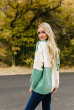 Load image into Gallery viewer, Classic Color Block Sweater
