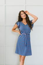 Load image into Gallery viewer, On Point Striped Dress