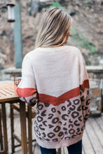 Load image into Gallery viewer, The Relaxed Spotted Sweater