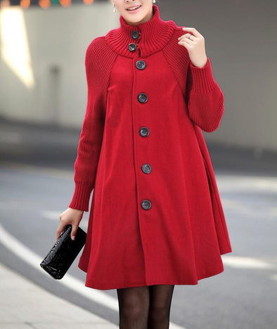 Christine - the classic coat with a touch of originality
