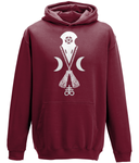Coven Kids Hoodie Red