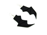 Bat Wing Earrings