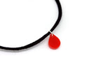 Blood Drop Choker
